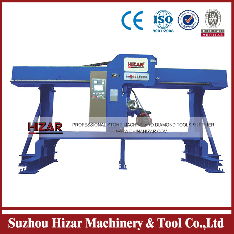 stone edge profile router machine / cnc profile cutting machine marble and granite
