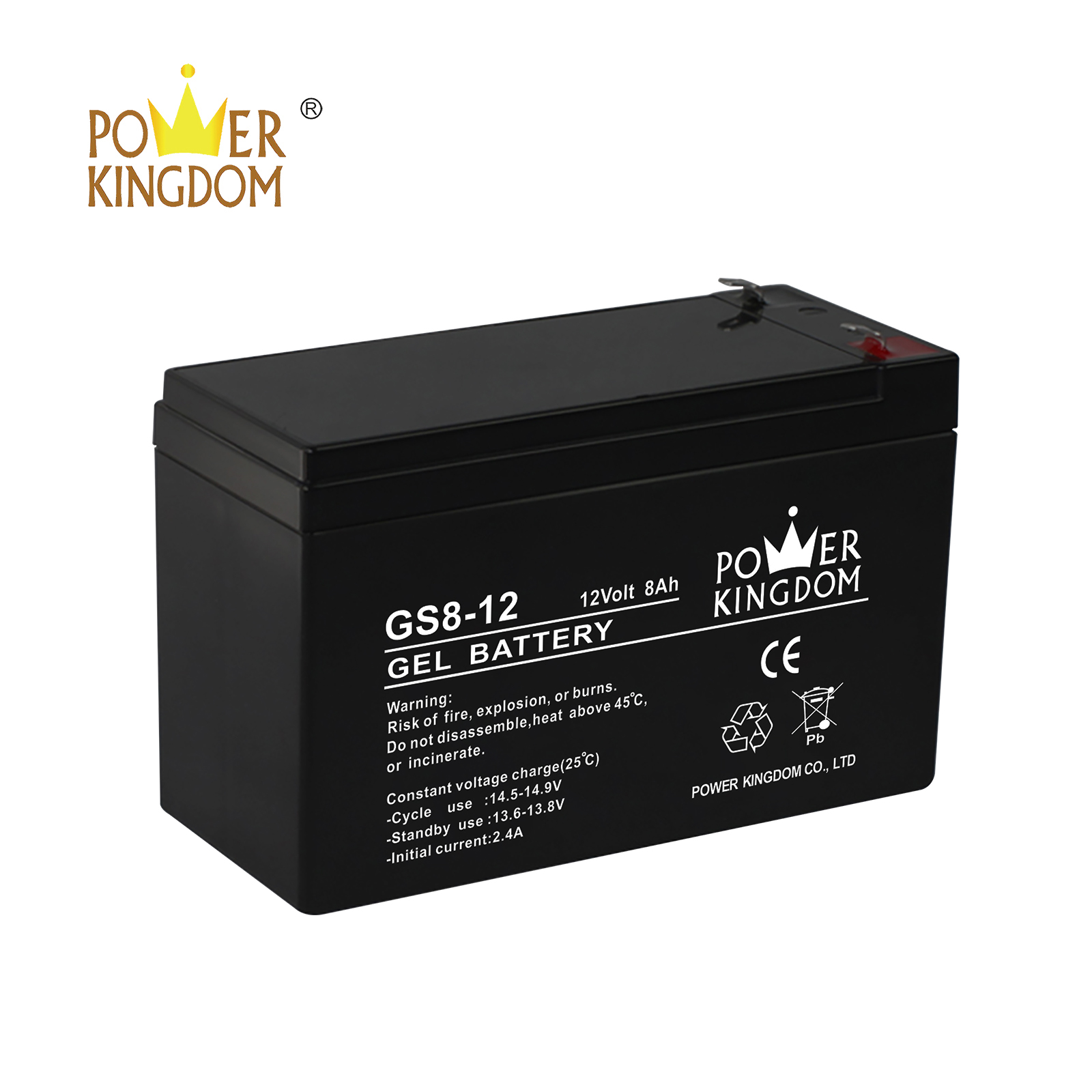 Power Kingdom ups battery pack design solor system-2