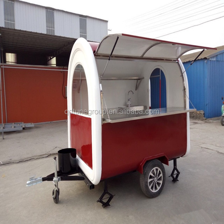mobile food trailer food cart cooking trailer australia