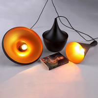 Vintage Pendant Lights Loft Retro Industrial Hanging Lamps For Hotel House Home Coffee Bar