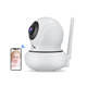 Face Tracking Network Mini Robot 3X Zoom Cloud Storage PTZ 1080P Wireless P2P Wifi IP Camera