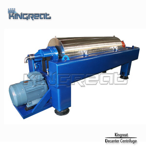4000 rpm Horizontal Continuous Centrifuge