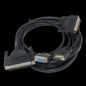 Factory Price DB37 to DB9+DB25 Cable With OEM ODM service on