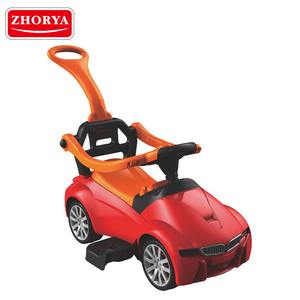 Zhorya wholesale baby swing car racing kids petrol cars ride on car