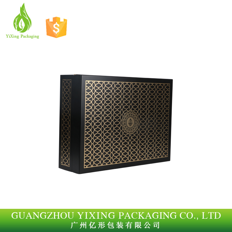 Guangzhou Luxury Made-in-china Customized wooden perfume box packaging