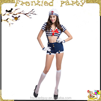 sexy captain womens sailor costume  sc 1 st  Alibaba : womans sailor costume  - Germanpascual.Com