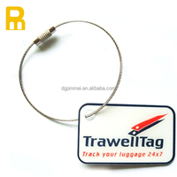 Metal Travel Suitcase Luggage Tag Name ID Tags