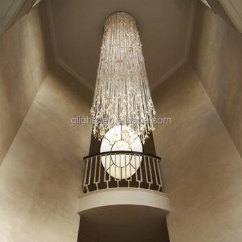 Würdevoll Und Elegante Design Halle Dekoration Führte Lwl Kronleuchter