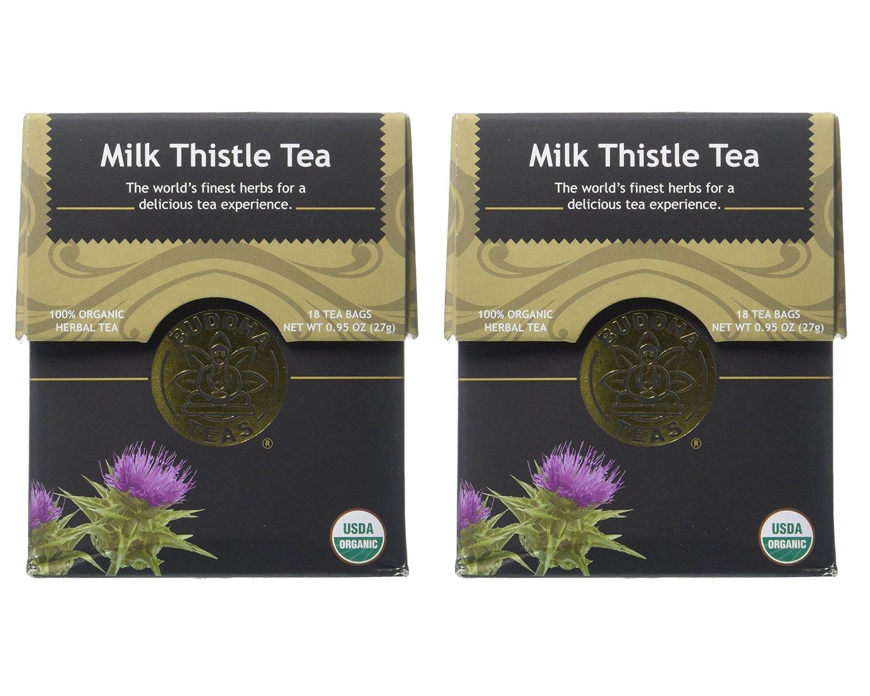 Get Quotations Organic Milk Thistle Tea Kosher Caffeine Free Gmo 18 Bleach