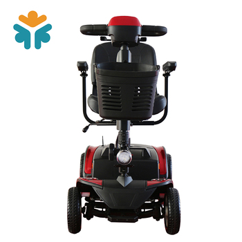 Drive Medical Scout Compact Travel Power Four Wheels Electric Mobility  Scooter, View four wheels electric mobility scooter, Solex Product Details  from