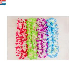 2019 Led Flashing Light Up Christmas Hawaii Flower Lei