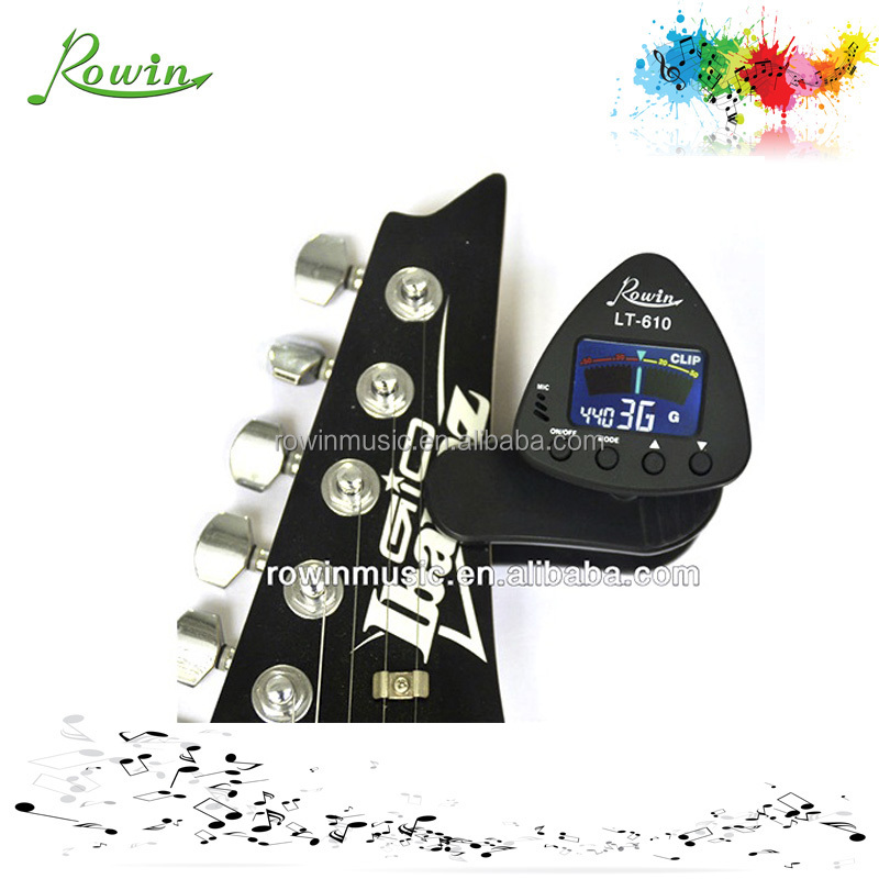 Hot miniature guitar tuner LT-610 for electro guitar