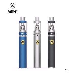 Mlife Factory Price Free Vape Pen Starter Kit Cigarette Magn S1 Electronic  Cigarette Price In Saudi Arabia