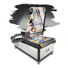Multi Purpose High Speed Inkjet uv led flatbed printer for mobile phone case wood glass