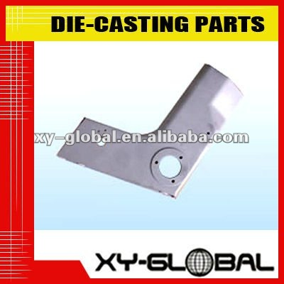 Wrought Iron Railing Parts electric aluminium die casting part/agricultural parts
