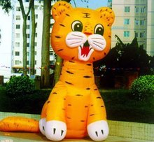 inflatable tiger/inflatable advertising/decoration