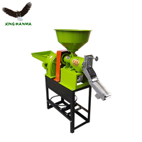 WANMA2038 Mini Philippines For Fully Automatic Rice Mill On Sale