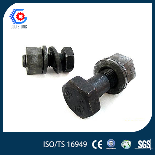 top level stainless steel hex bolts and nuts