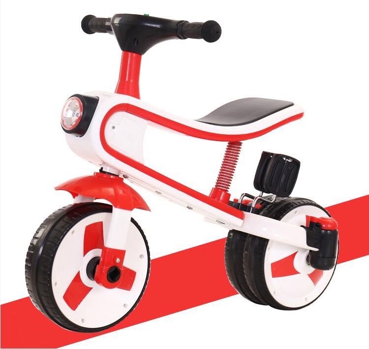 CE approved balance bike 2 in 1 balance tricycle baby kids balance car china