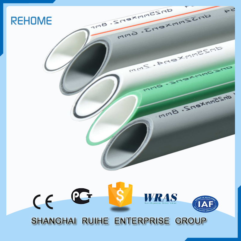 Recruit agents! Good quality pp-r plumb tube cold and hot water supply ppr pipes