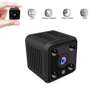 loosafe mini wireless hidden camera video hd 720p ir night vision mini indoor security spy camera