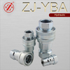 ZJ-YBA ISO 7241-1 B Hydraulic Hose Quick Disconnect Couplers