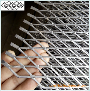 Heavy Duty Expanded Metal Mesh Specifications