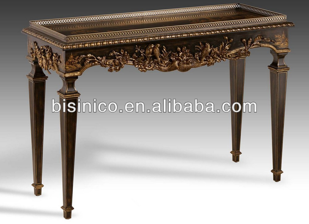 antique hall table. Modren Antique Antique Chinoiserie Hand Painted Console Hall TableWooden Carved  FurnitureHome Decorative Furniture  Buy Wood FurnitureChinese  Throughout Table