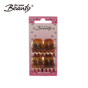 HOT party plastic lady women hair claws clips clamp hair accessories