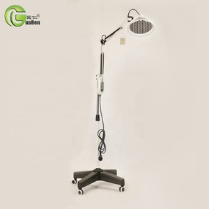 Digital Timer Control Lamp Factory Sale TDP Electromagnetic Therapeutic Apparatus floor stand tdp infrared therapy heat lamp