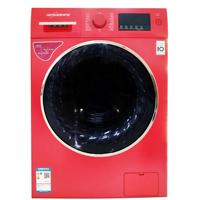 Durable Commercial Used multipurpose Front Loading Laundry Appliances ISO9001 Workshop with new design pannel