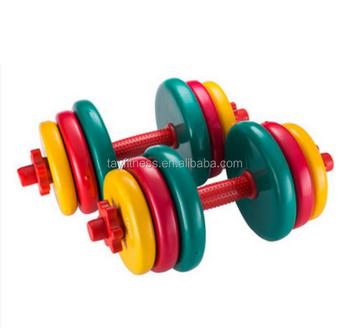 9db520935 Grupo colorido do peso do ferro fundido 10Kg do levantamento de peso para  venda