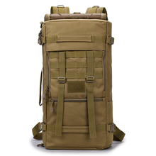 Hot sale large capacity 50L multi function men tactical military backpack