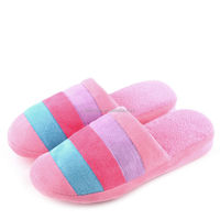 Woman house shoe ladies' winter slippers