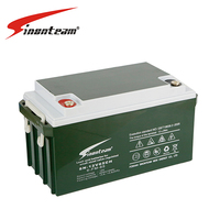 12V 65Ah AGM UPS lead acid battery rechargeable sealed maintenance free valve regulated deep cycle manufacturers