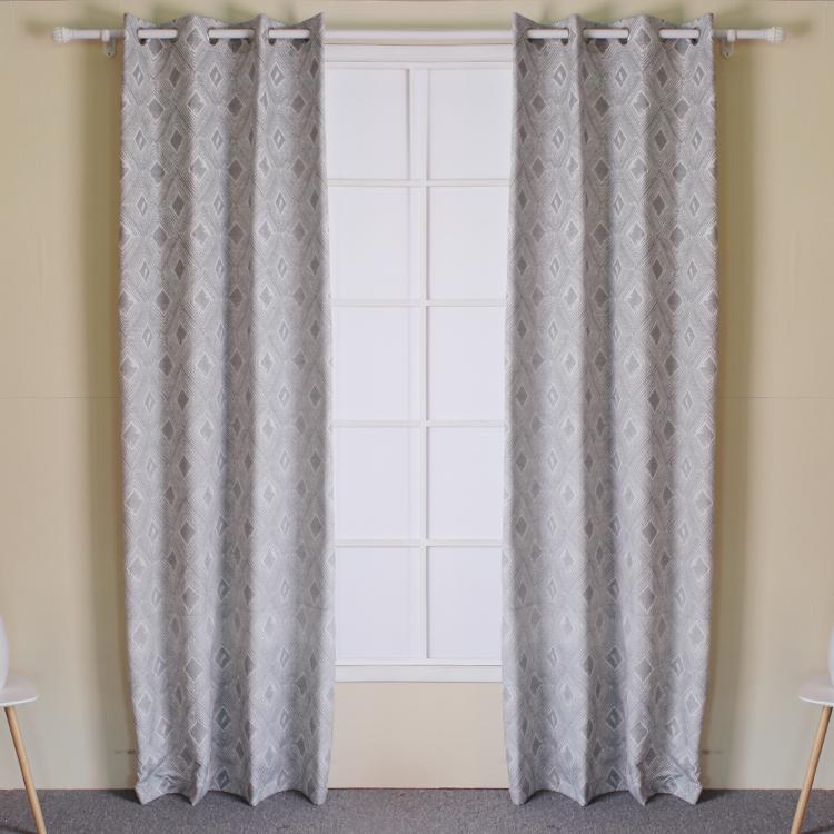 Garanzia di commercio Forniture Nuovo Stile di Alta Qualità Jacquard Tenda Decorativa