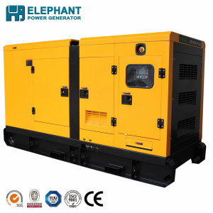 Authentic Shanghai Engine Factory Price 200kva SDEC Silent Diesel Generator