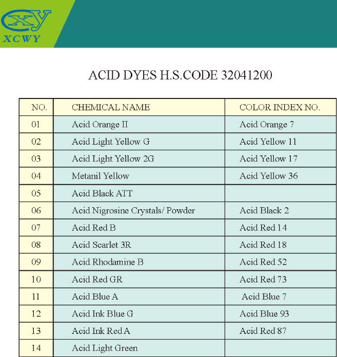 acid dyes acid red 73 ACID RED GR