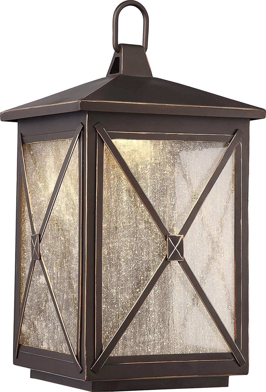 Nuvo Lighting 62/812 One Light Outdoor Lantern Nuvo LED Wall
