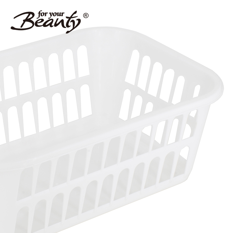 Plastic Storage Basket for Daily Use