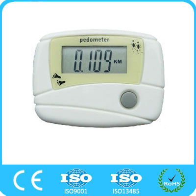 Cheap promotional simple flip pedometer
