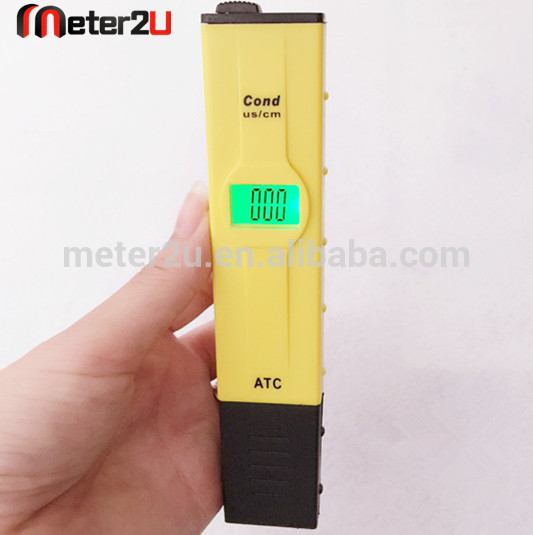 Cheap price TDS conductivity meter water quality tester