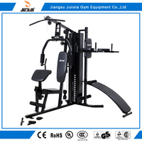 2015 Professional design exercise equipment with sit up bench