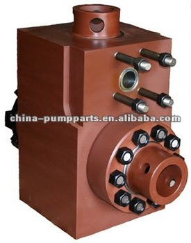 discharge and suction Modules for mud pump parts