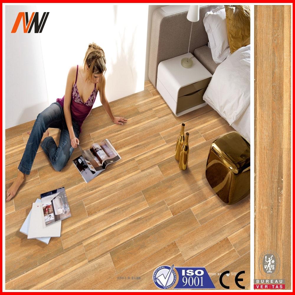 Piastrella di ceramica effetto legno pavimenti in legno - Pavimenti in piastrelle di ceramica ...