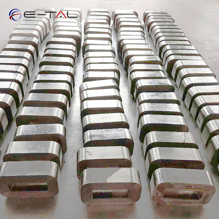 High-Frequency Amorphous Rectangular Series Magnetic Core C Type Core