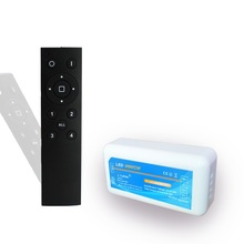 2,4G Wireless CCT controller DC24V led Dual weiß <span class=keywords><strong>dimmer</strong></span> 12v led modul doppel farbe