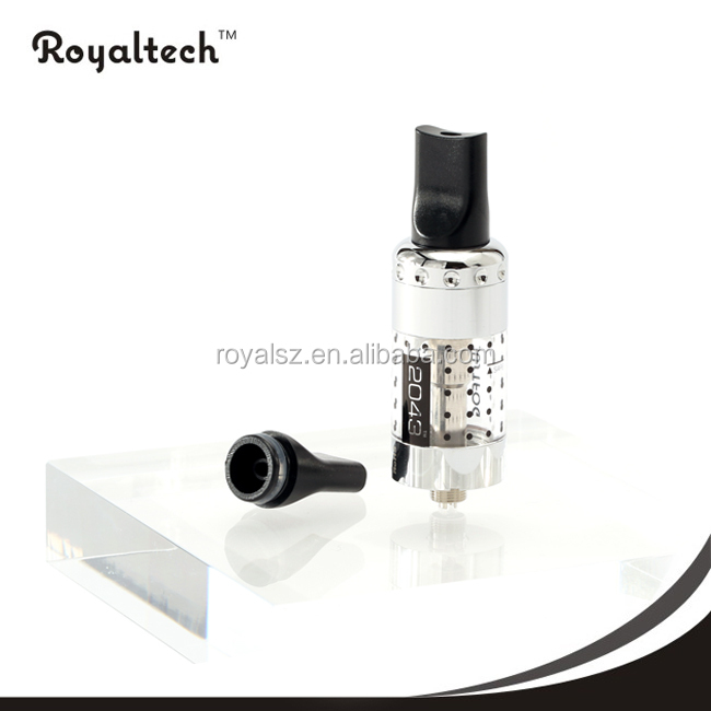 Royal Authorized Supplier Justfog New 2043, justfog 2043 Clearomizer ,cylinder coil Justfog 2043