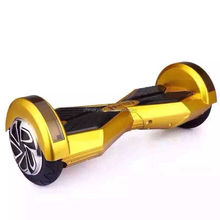 A6-1 self balancing smart scooter bluetooth hoverboard with lights