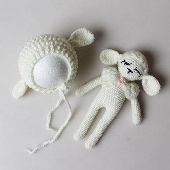 Lamb Amigurumi Pattern - Lamb Crochet Pattern - | 350x350